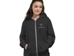 Bear the Astronot Patch Hoodie